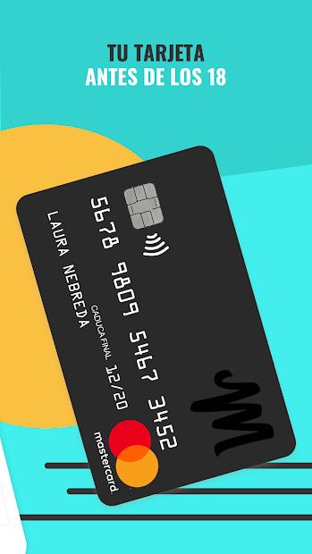 Mitto - La tarjeta prepago para jóvenes 2