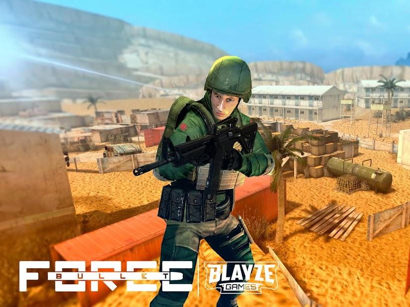 Bullet Force 5