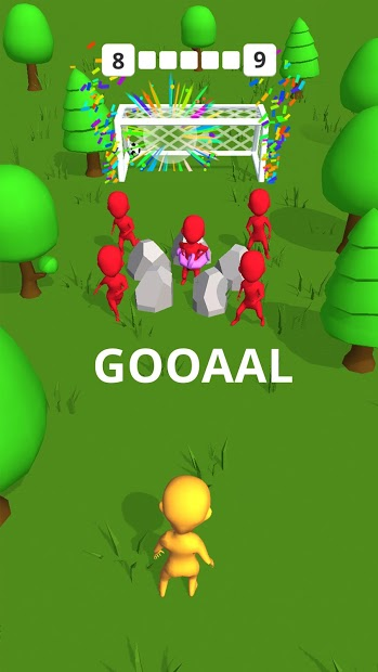 Cool Goal! 4