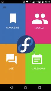 Fedora App 2
