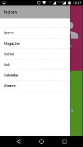 Fedora App 3