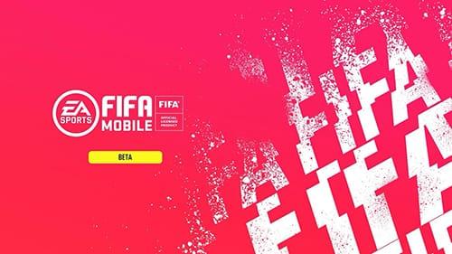 FIFA Fútbol: Beta 1