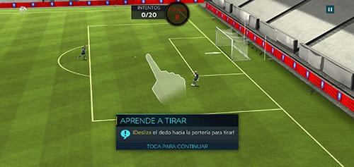 FIFA Fútbol: Beta 4