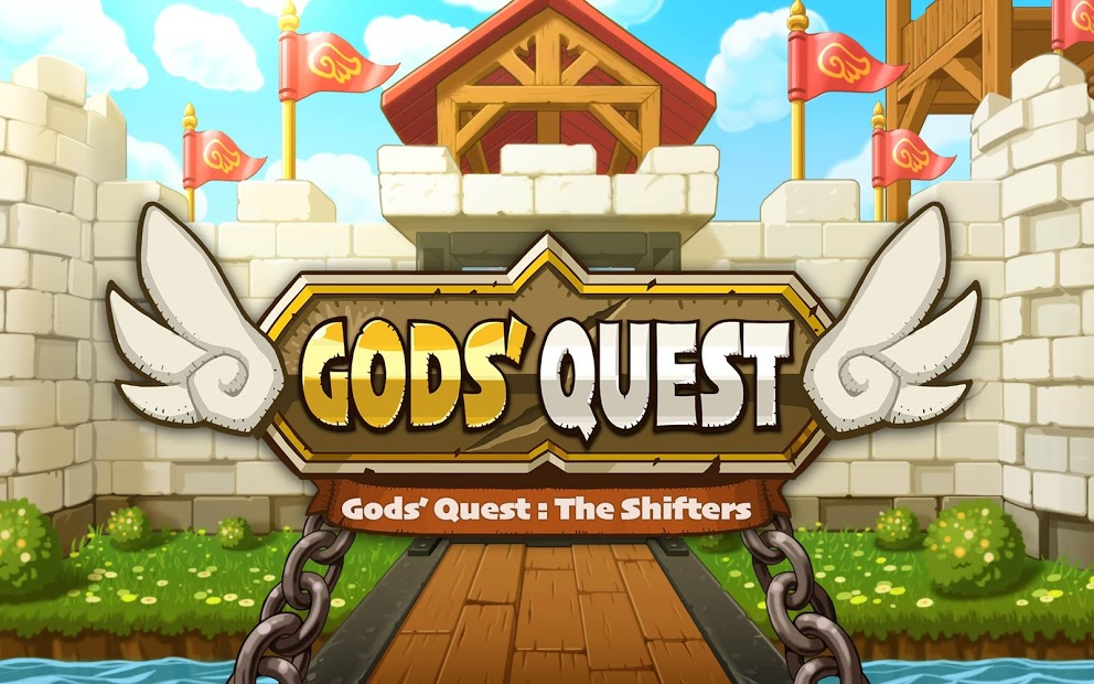 Gods' Quest : The Shifters 1