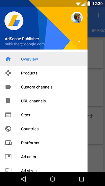Google AdSense 3