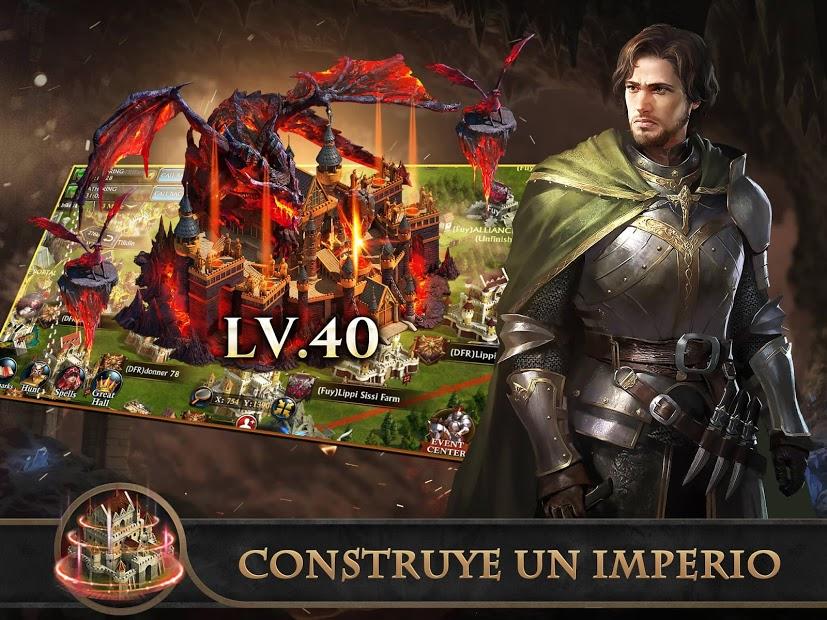 King of Avalon: Dragon Warfare 1