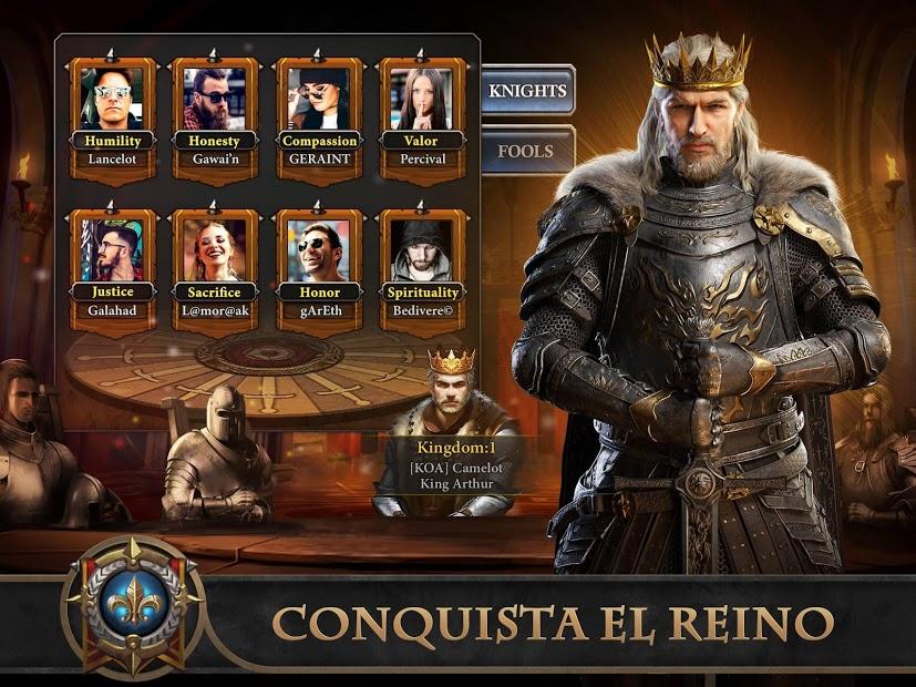 King of Avalon: Dragon Warfare 3