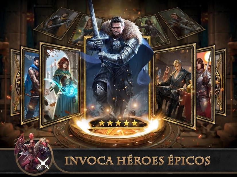 King of Avalon: Dragon Warfare 5