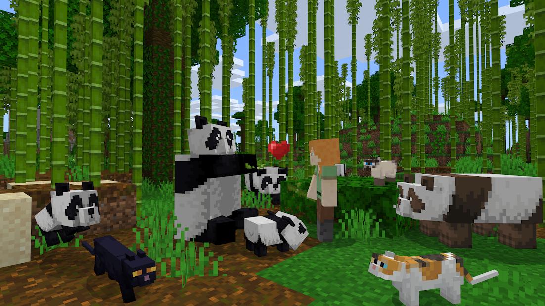 Minecraft Trial 4