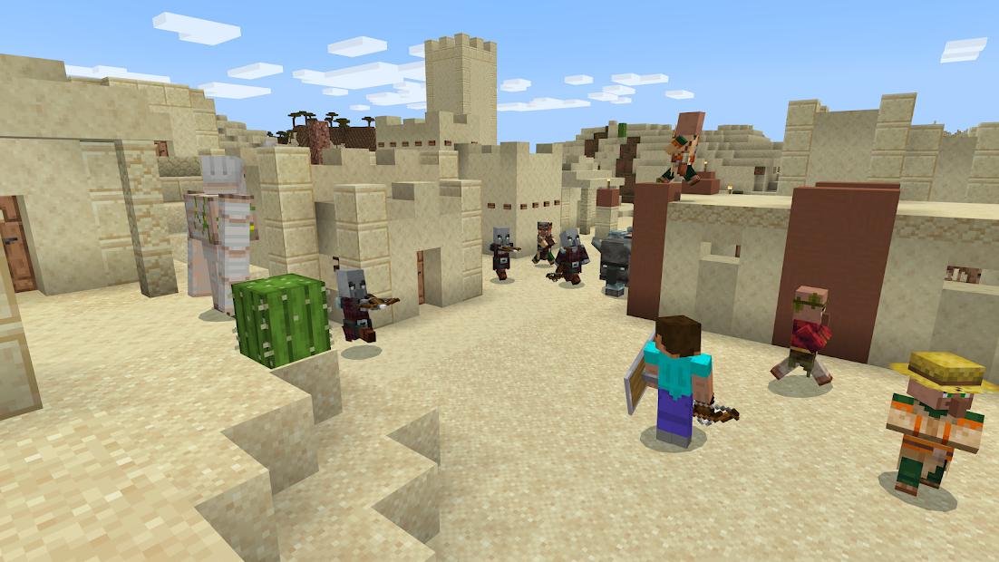 Minecraft Trial 5