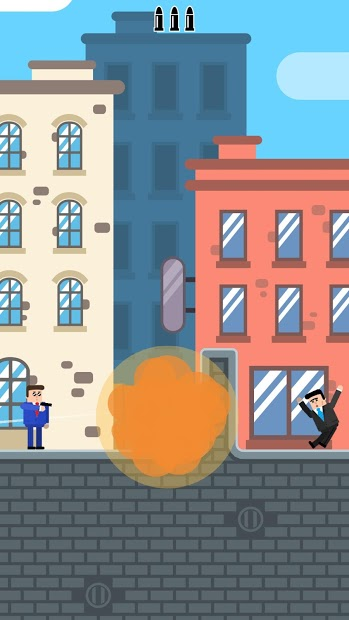 Mr Bullet - Puzles espía 3