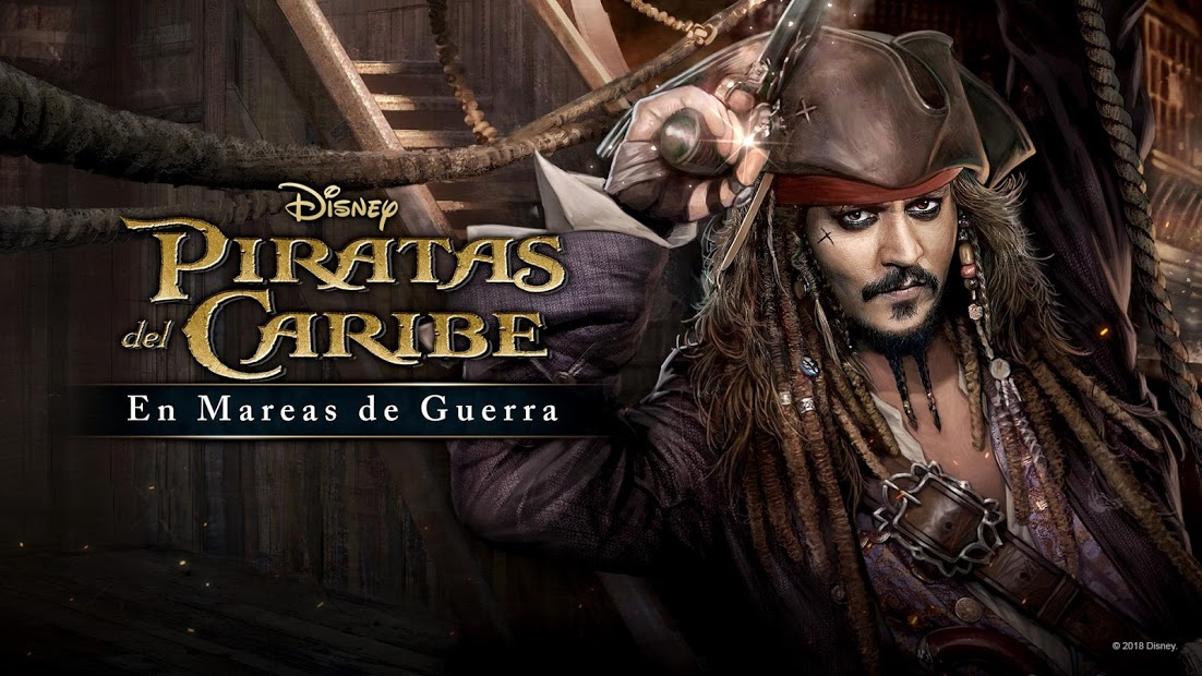 Piratas del Caribe: En Mareas de Guerra 1