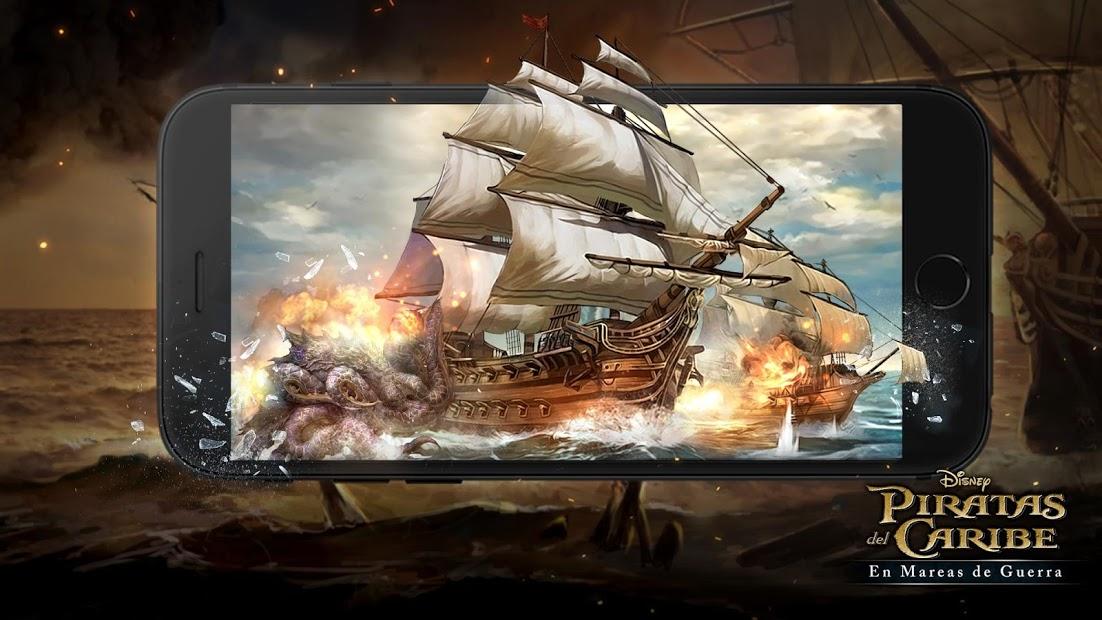 Piratas del Caribe: En Mareas de Guerra 5