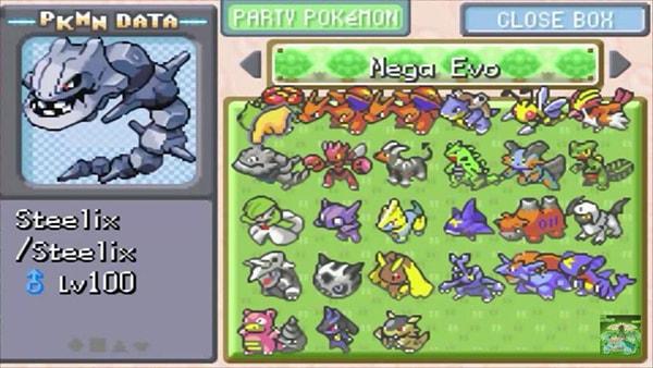 descargar pokemon rojo fuego free room