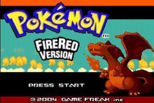 Pokémon Rojo Fuego 1