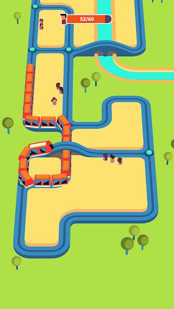 Train Taxi 1