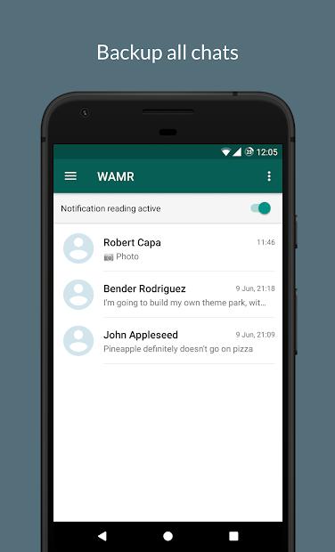 WAMR - Recupera mensajes borrados 1