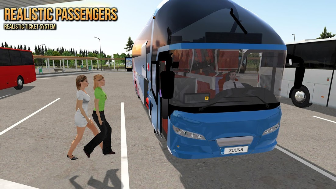 Bus Simulator: Ultimate 4