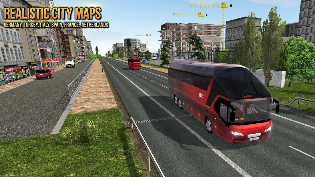 Bus Simulator: Ultimate 5