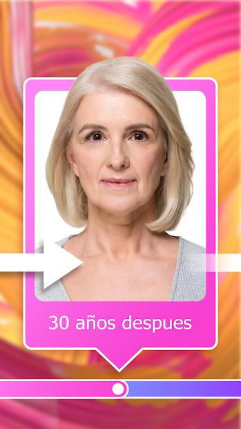Cara Más Vieja: Envejecimiento Facial 2