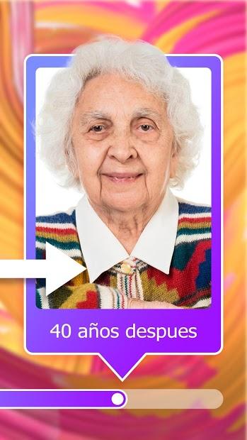 Cara Más Vieja: Envejecimiento Facial 3