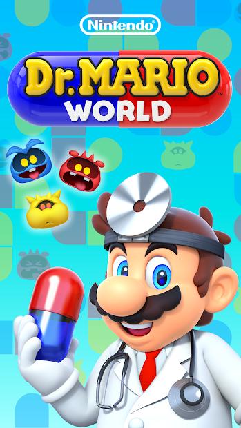 Dr. Mario World 1