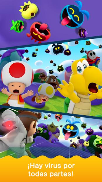 Dr. Mario World 4