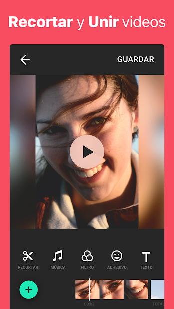 Editor de Video y Foto Música - InShot 1