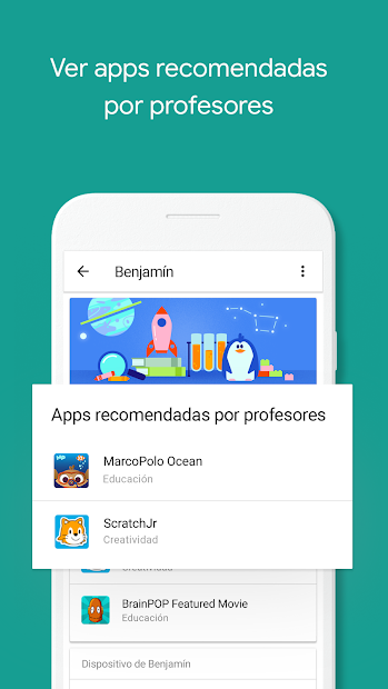 GoogleFamilyLink para padres 3