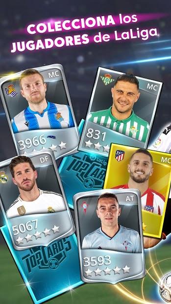 LaLiga Top Cards 2020 2