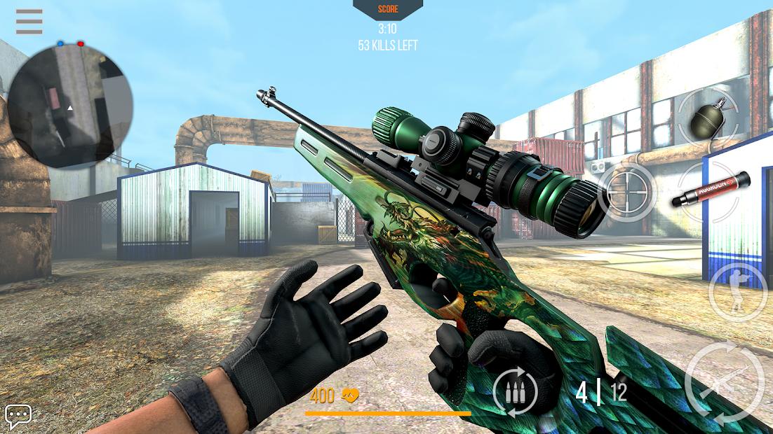 Modern Strike Online: PRO FPS! 4