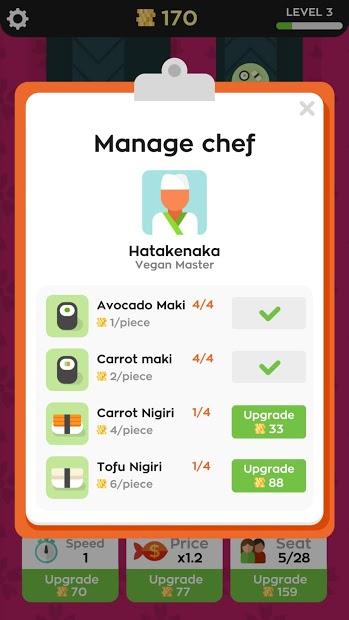 Sushi Bar Idle 3