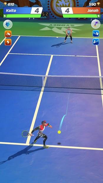 Tennis Clash 1