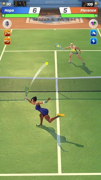 Tennis Clash 3