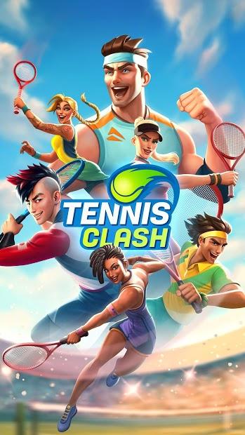 Tennis Clash 5