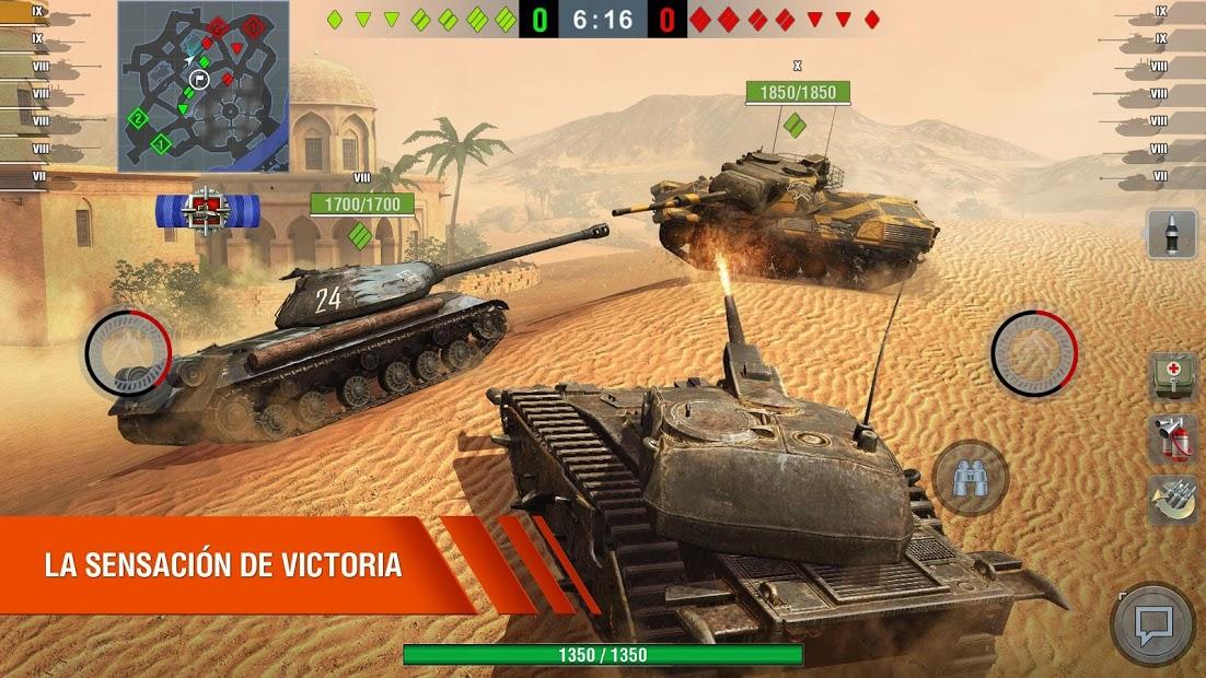 World of Tanks Blitz MMO 1