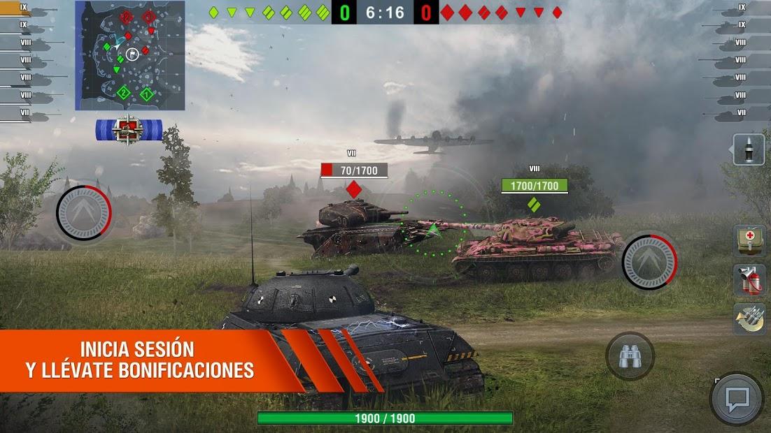 World of Tanks Blitz MMO 2