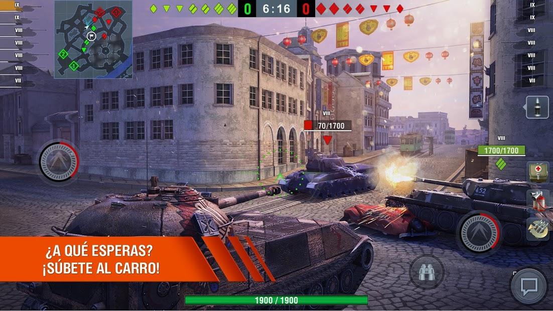 World of Tanks Blitz MMO 3
