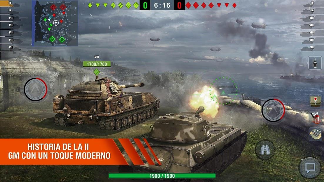 World of Tanks Blitz MMO 4