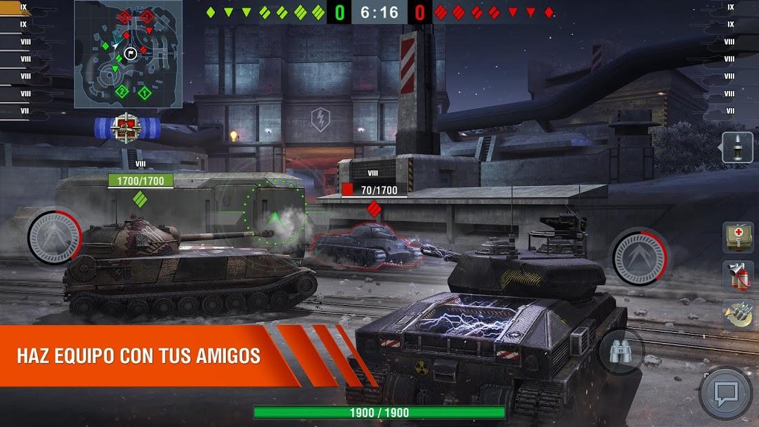 World of Tanks Blitz MMO 5