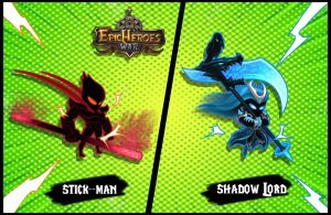 Epic Heroes War: Shadow & Stickman 3