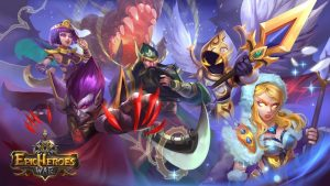 Epic Heroes War: Shadow & Stickman 5