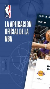 NBA App 1