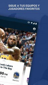 NBA App 2