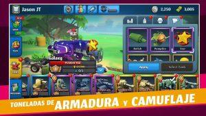 PvPets: Tank Battle Royale 4