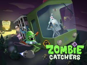 Zombie Catchers 1
