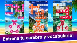 Crucigrama: Búsqueda de Crucigramas Español 5