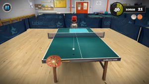 Table Tennis Touch 5