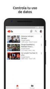 YouTube Go 4