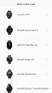 Amazfit 5